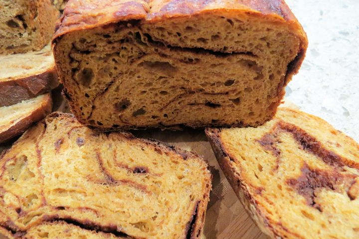 raisin bread 2