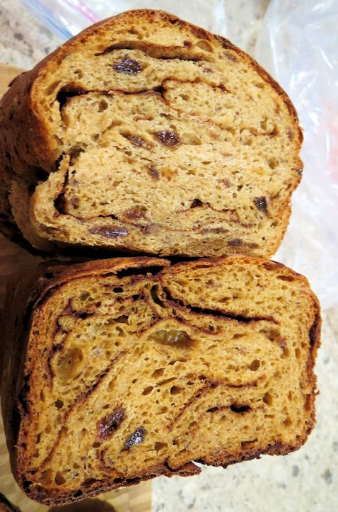 raisin breads