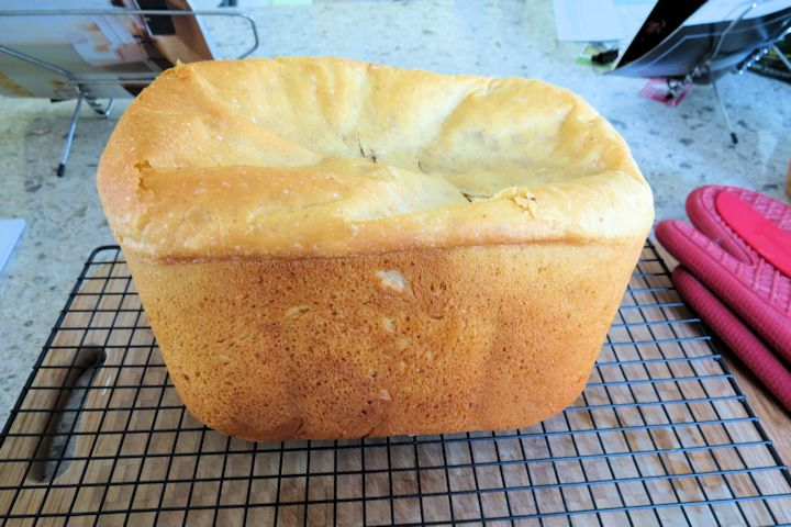 Cheese bread #1