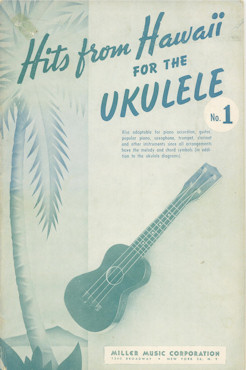 Hits from Hawaii for the Ukulele No. 1