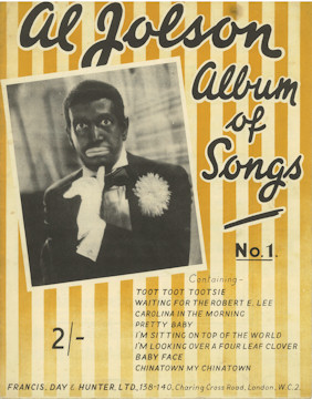 Al Jolson Album of Songs No. 1
